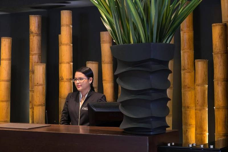 Concierge movich pereira hotel