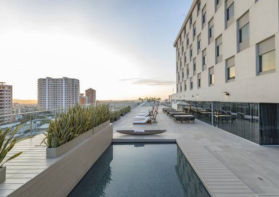 7 nights offer movich buró 51 hotel barranquilla