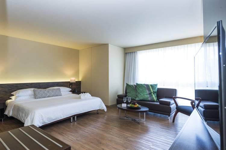 Junior suite hotel movich pereira