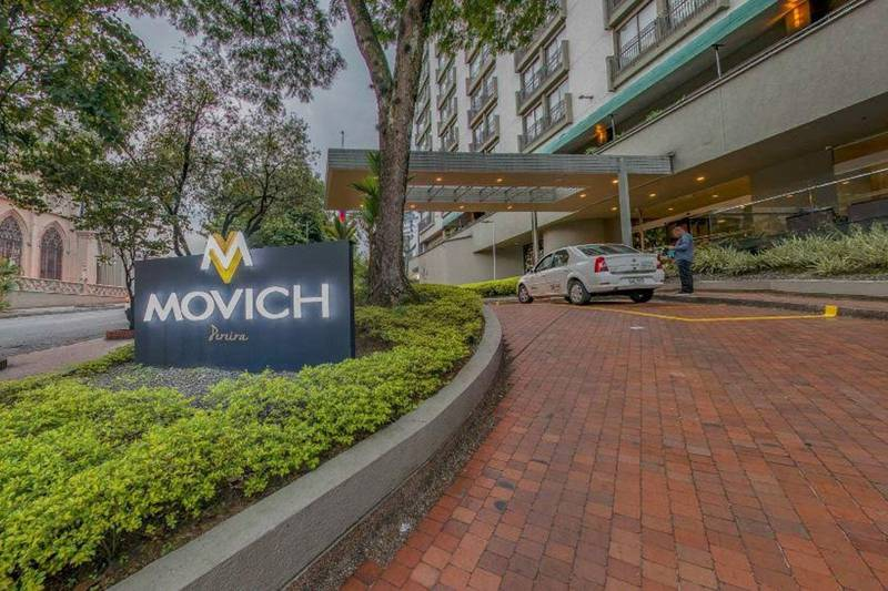 Transfers movich pereira hotel