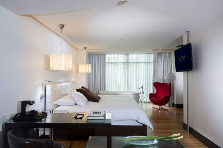 Junior suite le parc hotel quito